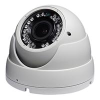 SCE SEB2MIVFATCW HD Over Coax Hybrid 4 in 1 1080P Video Dome Camera (White)