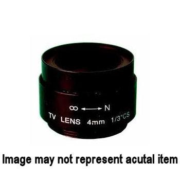SCE SSE0412NI 4mm Fixed Iris Lens
