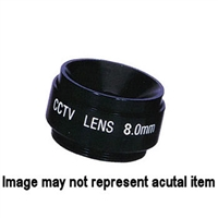 SCE SSE0812NI 8mm Fixed Iris Lens