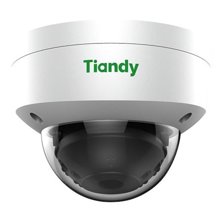 Tiandy TC-NC252S 2MP Starlight Vandalproof Mini IR Dome Camera