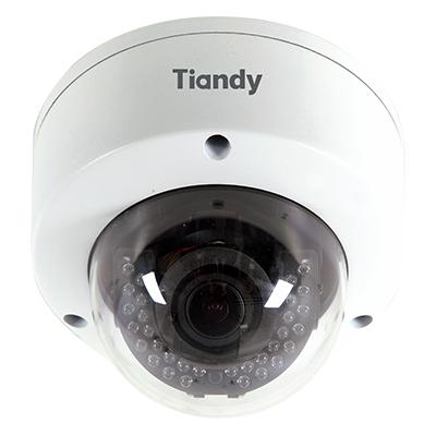 Tiandy TC-NC44M 4MP H.265 Vandalproof Motorzied IR Dome Camera