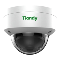 Tiandy TC-NC552S 5MP Starlight Vandalproof Mini IR Dome Camera