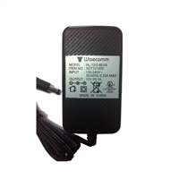 Wisecomm HL-12/2-8E6S 12V 1Amp DC CCTV Power Adapter